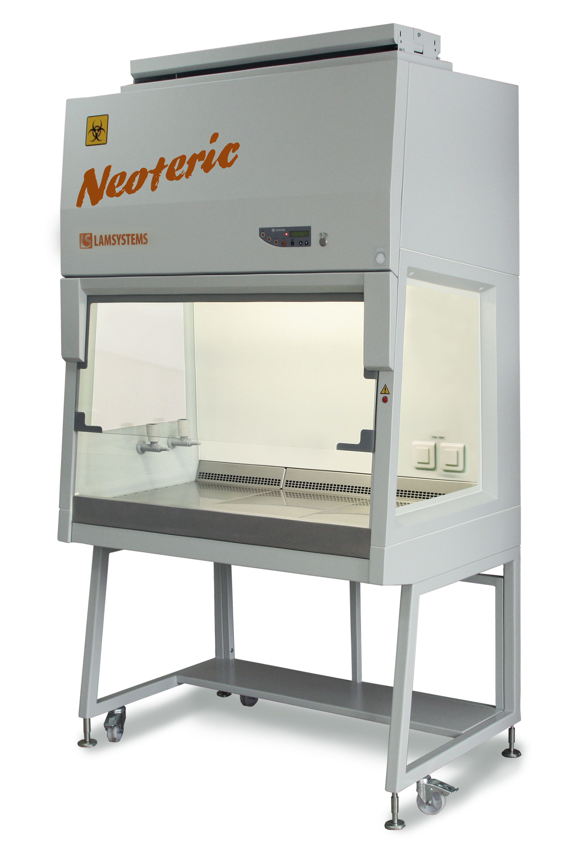 Microbiological Safety Cabinets, Class II type A2 NEOTERIC -- LAMSYSTEMS
